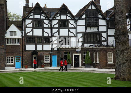 Tower of London, England - Stock Image