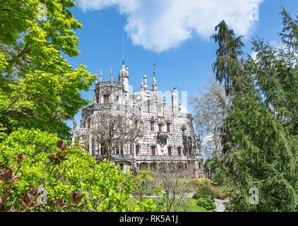Quinta da Regaleira. Sintra, Portugal - Stock Image