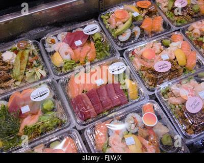 Sushi - Stock Image