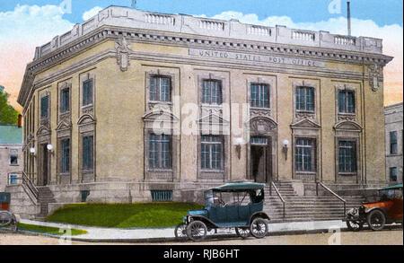 Ashtabula, Ohio, USA - Post Office - Stock Image