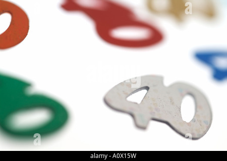 40 old - Stock Image