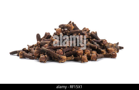 Pile Of Cloves - Stock Image