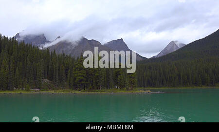 Jasper National Park, Alberta, Canada - Stock Image