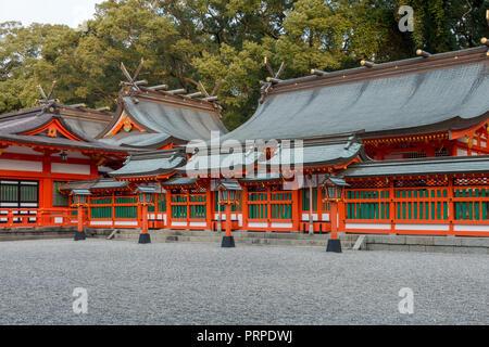 Kumano Hayatama Taisha Grand Shrine, Wakayama, Japan - Stock Image