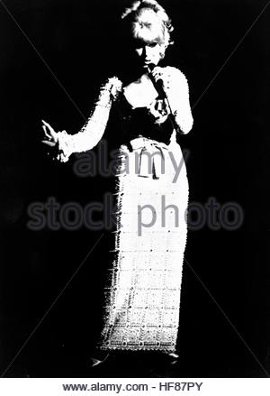 Dusty Springfield circa 1960s. Editorial Use Only. - Stock Image