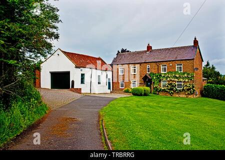 Well House, Sadberge, Borough of Darlington, England - Stock Image