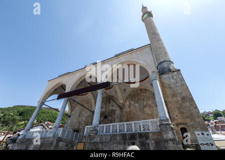 17th century Siana Pasha Mosque, Prizren, Kosova - Stock Image