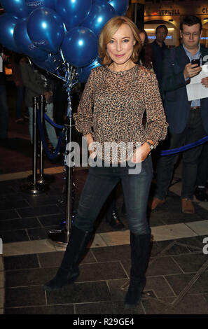 Company - opening VIP night at the Gielgud Theatre, Shaftesbury Avenue, London  Featuring: Sian Williams Where: London, United Kingdom When: 17 Oct 2018 Credit: WENN.com - Stock Image