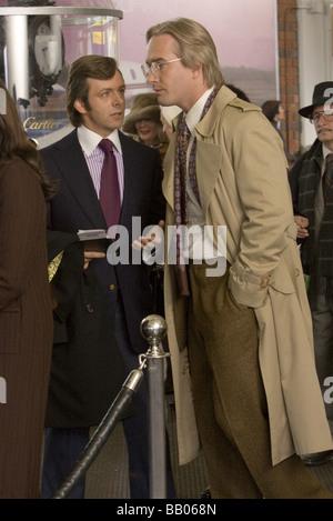 Frost - Nixon  Year : 2008 Director : Ron Howard Michael Sheen, Matthew Macfadyen - Stock Image