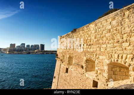 Fort Manoel, Valletta, Malta - Stock Image