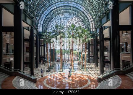 World Financial Center New York City - Stock Image