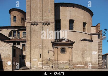 Veneto Este (Pd) Cathedral - Stock Image