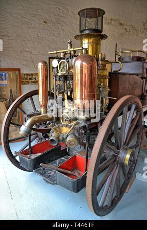 The Long Shop Museum, Leiston, Suffolk, UK - Stock Image