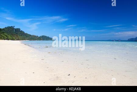 Koh Kradan, Thailand - Stock Image