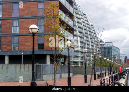 Media City, Manchester, Architecture - Stock Image