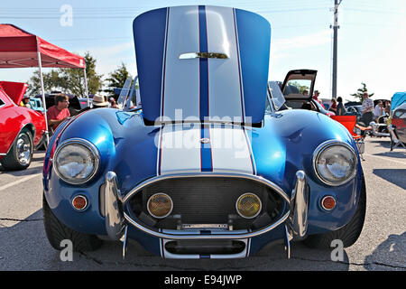 1966 Ford Shelby Cobra 427 - Stock Image