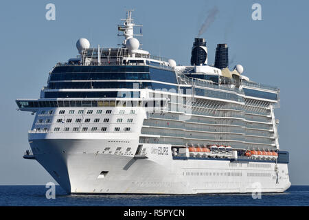 Celebrity Eclipse - Stock Image