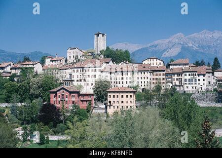 Veneto Feltre - Stock Image