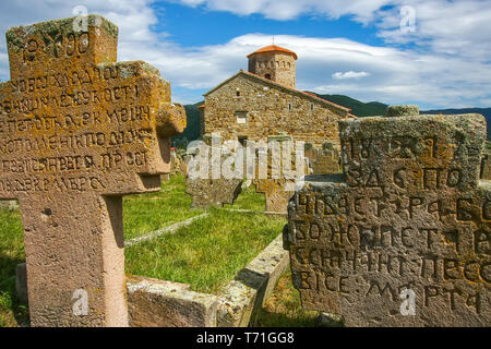 St. Peter's Church (Petrova Crkva), located near the town of Novi Pazar. Serbia, World Heritage Site by UNESCO - Stock Image