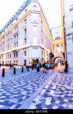 Cafe Royal Glasshouse Street London, Hotel Café Royal London, Café Royal Hotel London, Hotel Café - Stock Image