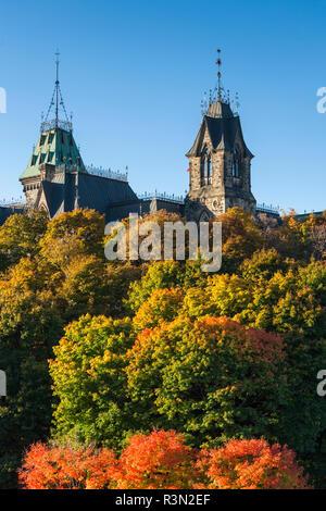 Canada, Ontario, Ottawa, Canadian Parliament, East Block buildings - Stock Image