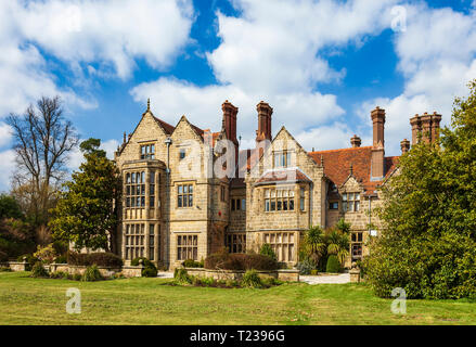 Borde Hill Garden, Haywards Heath, West Sussex, England, UK. - Stock Image