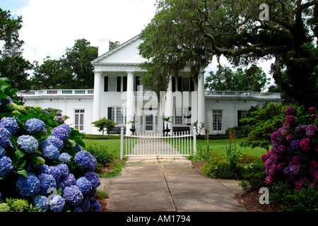 Orton Plantation Wilmington North Carolina USA - Stock Image