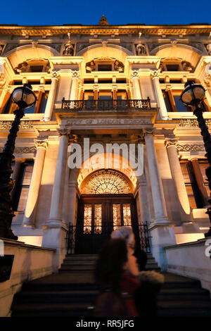 City of London School, London, England, UK - Stock Image