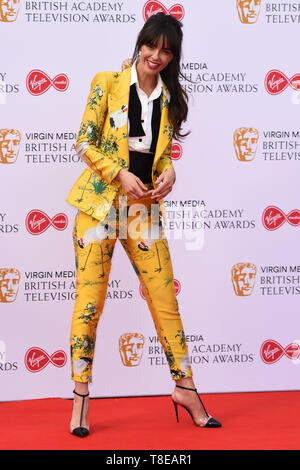 LONDON, UK. May 12, 2019: Jennifer Metcalfe arriving for the BAFTA TV Awards 2019 at the Royal Festival Hall, London. Picture: Steve Vas/Featureflash - Stock Image
