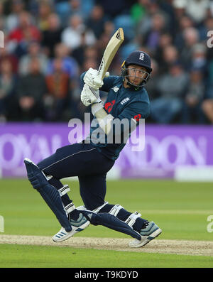 England's Tom Curran during the One Day International match at Emerald Headingley, Leeds. - Stock Image