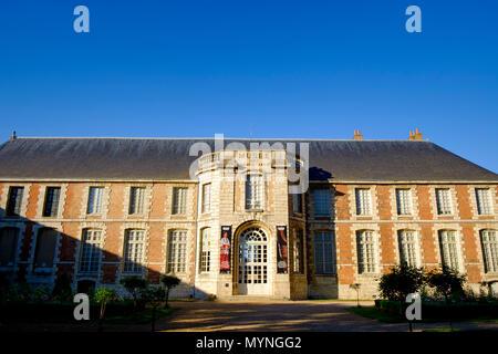 Museum des Beaux Arts de Chartres - Stock Image