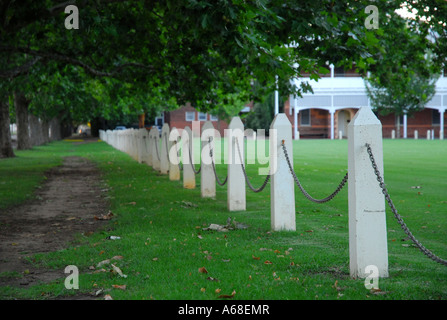 Shaded lane, Guildford, Perth, Western Australia - Stock Image