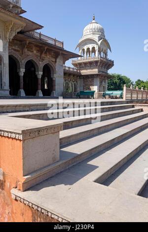 The Royal City Palace, Jaipur, Rajasthan, India - Stock Image