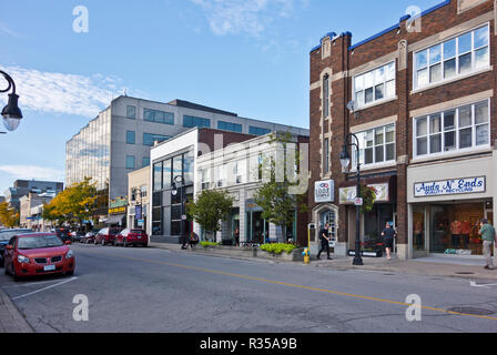 St. Catharines, Ontario, Canada - Stock Image