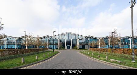 St John's Innovation Centre St John's Innovation Park Cambridge England 2018 - Stock Image