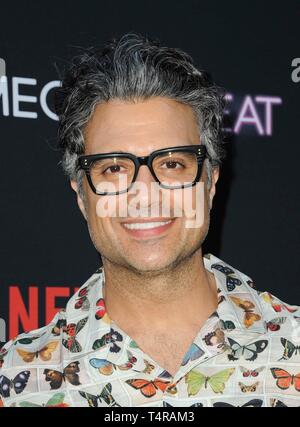 Los Angeles, CA, USA. 17th Apr, 2019. Jaime Camil at arrivals for SOMEONE GREAT Premiere on NETFLIX, ArcLight Hollywood, Los Angeles, CA April 17, 2019. Credit: Elizabeth Goodenough/Everett Collection/Alamy Live News - Stock Image