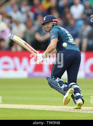 England's Jonny Bairstow during the One Day International match at Emerald Headingley, Leeds. - Stock Image