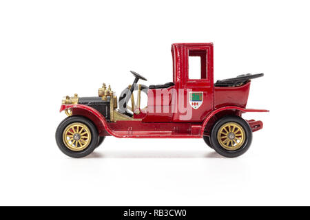 Matchbox Models of Yesteryear Y-11 Packard Landaulet 1912 - Stock Image