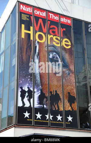 War Horse at the New London Theatre - Stock Image