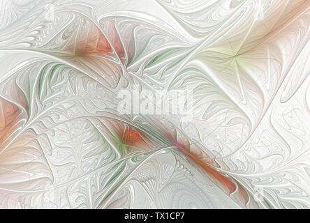 Abstract color dynamic background with lighting effect. Futuristic bright painting texture for creativity graphic design. Pattern for wallpaper, poste - Stock Image