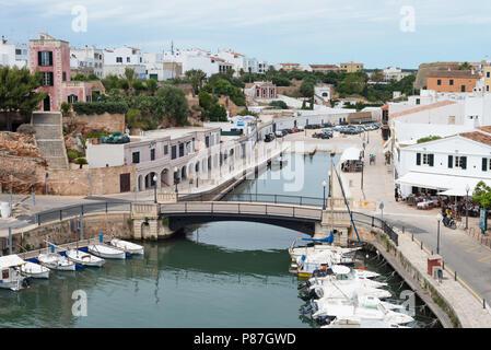 Ciutadella, Menorca - Stock Image