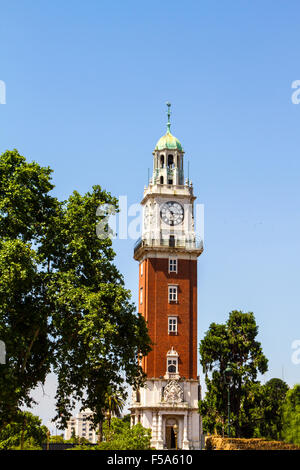 English Tower in  Buenos Aires, Argentina - Stock Image