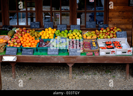 Farm Shop - Stock Image