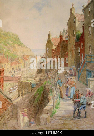Charles Gregory Staithes - Stock Image