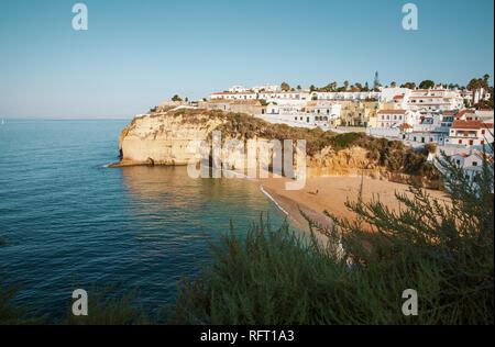 Carvoeiro, Algarve, Portugal - Stock Image