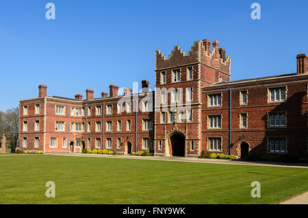 Jesus College, University of Cambridge, Cambridge, England, UK. - Stock Image