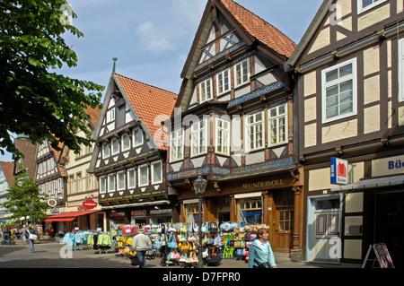 Germany, Niedersachsen, Celle - Stock Image
