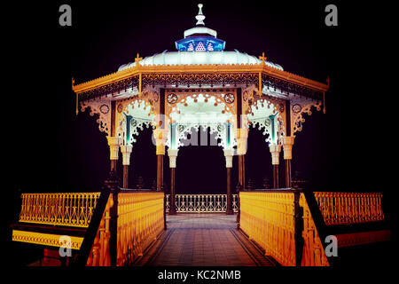 Brighton Bandstand - Stock Image