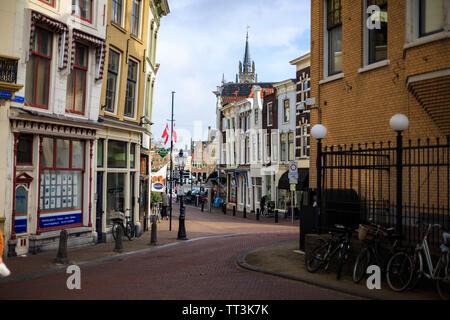 City Of Gouda, Netherlands - Stock Image