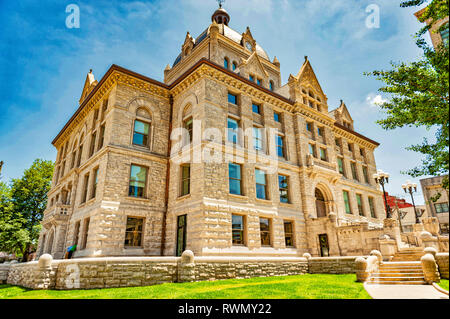Old Courthouse in Lexington Kentucky - Stock Image